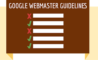 we are also a top web designing company to follow google webmaster guidelines